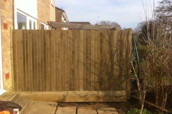 Tunbridge Wells fencing